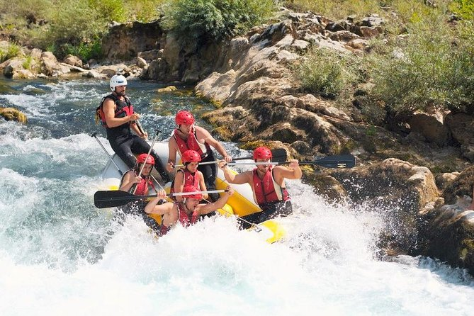 With the tour Feel the Wild Neretva we will take you on a day of sport activity, beautiful nature and recreation. It will be fun and safe, exciting and unforgettable in the same time. Transport from and back to Mostar, breakfast, rafting equipment, experienced skipper, lunch and drinks included in the price.<br><br>If youenjoy sports activity, rafting on Neretva is a ''Must Do''while you exploring Bosnia and Herzegovina.