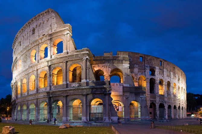 Tour the Colosseum in Rome with this private 3-hour tour with a skip-the-line ticket. Enjoy access to the areas of the Colosseum, including places normally off-limits to visitors. Explore the Colosseum's underground chambers and see where wild animals were caged. See the arena where gladiators once fought. Next, visit the Roman Forum to see the most important archaeological sites of Rome.