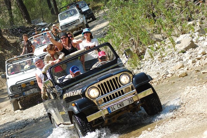 4x4 Jeep Tour of the Bodrum Peninsula from Bodrum, Bodrum, TURQUIA