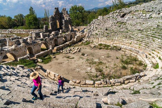 Saklikent and Tlos Ancient City Day Trip From Fethiye, Fethiye, TURQUIA