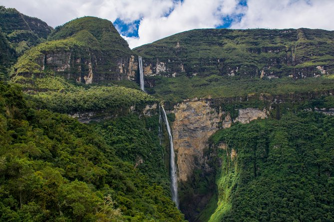 Gocta Waterfall - Amazonas Perú, Chachapoyas, PERU