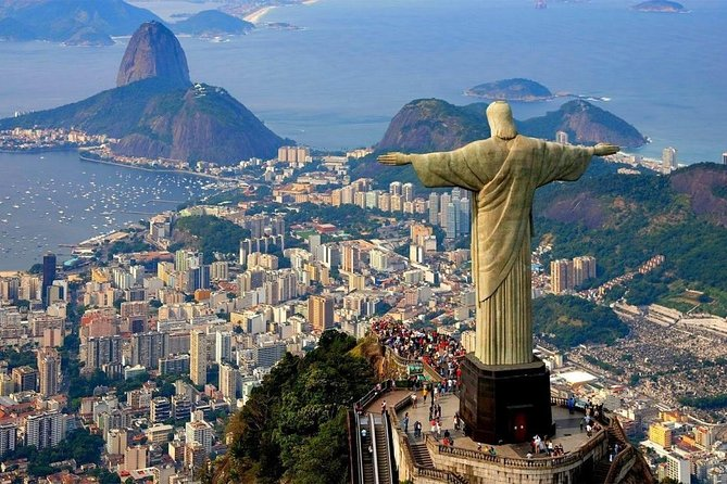 Best Of Rio In A Day Tour: Christ Redeemer, Sugar Loaf And Downtown Rio, Rio de Janeiro, BRAZIL
