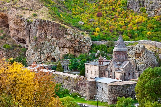 "Join the group to explore most amazing attractions of Armenia! First up visit Garni, the only pagan temple which exists in Armenia. See the ""Lavash"" (Armenian bread) baking is one of the most beautiful and common Armenian national traditions before moving onto Geghard monastery, a complex which is carved in a cave. See Lake Sevan, a pearl of this mountainous country and one of the largest freshwater high-altitude lakes in Eurasia. Visit Sevanavank monastery complex on Sevan peninsula. Currently a religious seminary functions here which is not readily open to the public. The peninsula can be named the very point from where the whole beauty of the Lake Sevan is seen."