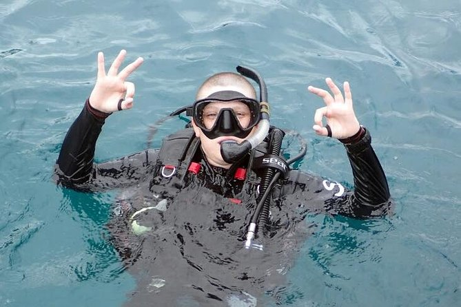 PADI Discover Scuba Diving in Koh Tao - half day and two dives, Ko Tao, Tailândia