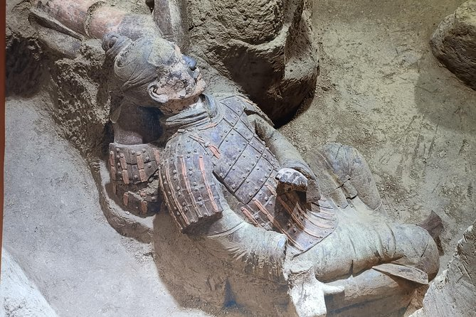 Private Tour:Terracotta Warriors,City Wall,Great Mosque&Muslim Quarter, Sian, CHINA