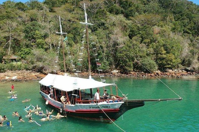 Escapada de un dia a Angra dos Reis e Ilha Grande desde Rio, Río de Janeiro, BRASIL