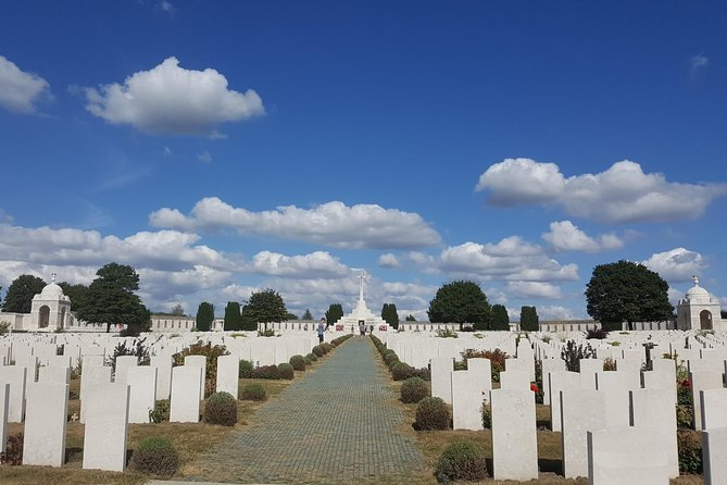 Private New Zealand Battlefield Tour in Flanders from Brussels, Gante, BELGICA
