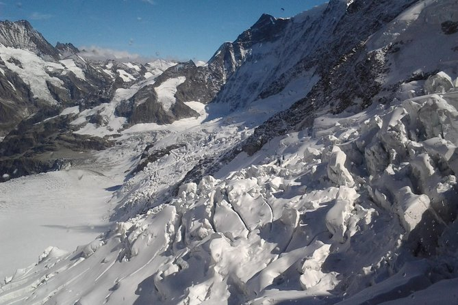 Jungfraujoch day tour with private tourguide - starts from Interlaken, Interlaken, SUIZA
