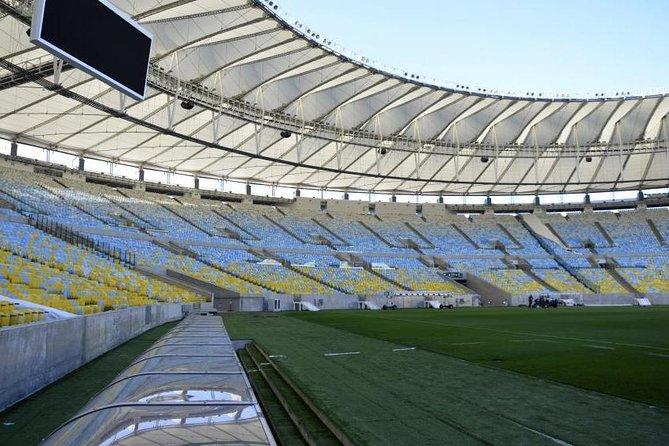 Estádio do Maracanã nos bastidores, Rio de Janeiro, BRASIL