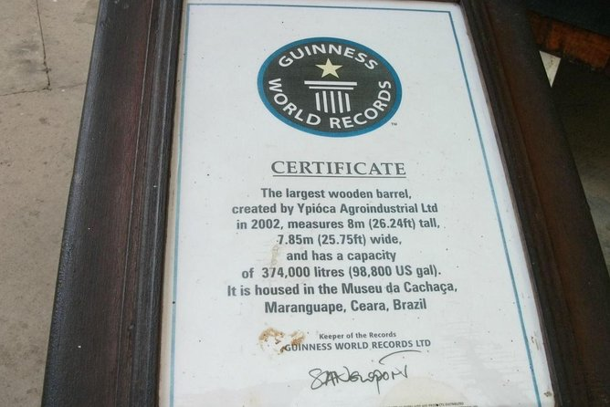 Cachaca Museum and IPark Complexo Turistico Admission Ticket, Fortaleza, BRASIL