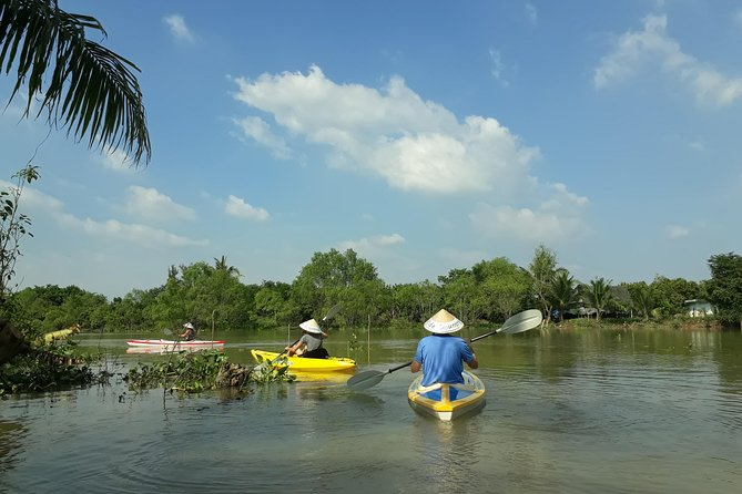 Experience Mekong By Bike,boat & Kayak Day Trip Activities, Ho Chi Minh, VIETNAM
