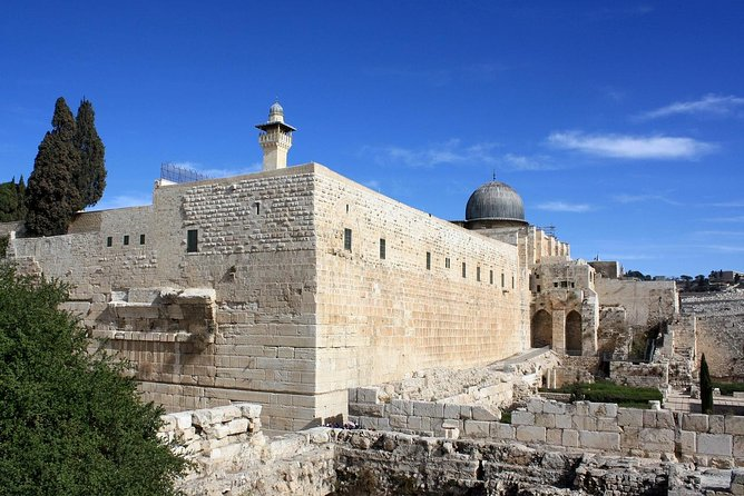 In the Footsteps of Jesus Jerusalem Biblical Trip from Jerusalem, Jerusalen, ISRAEL