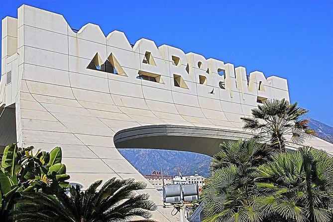 Recorrido a pie para grupos pequeños en Marbella, Marbella, ESPAÑA