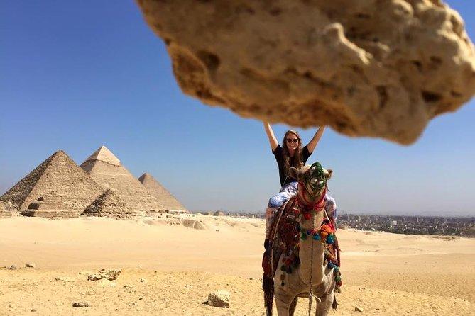 Visitas de 4 horas a las pirámides de Guiza y la esfinge, Guiza, EGIPTO