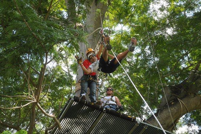 Canopy and ATV Tour, Mazatlan, MEXICO