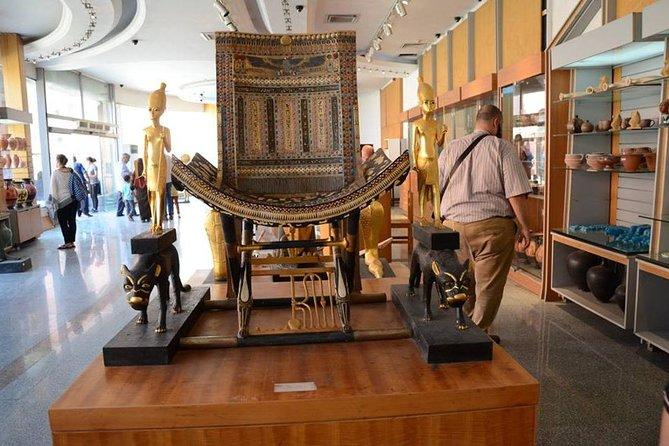 Giza pyramids ,Egyptian museum & market from Cairo Giza hotel with expert guide, Guiza, EGIPTO