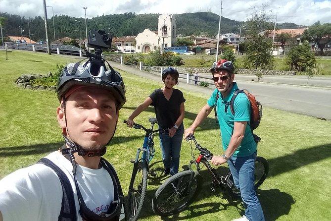MÁS FOTOS, Excursión de medio día en bicicleta y a pie de la ciudad de Cuenca, Ecuador