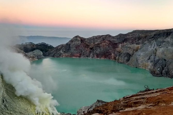 MAIS FOTOS, Ijen Crater Tour