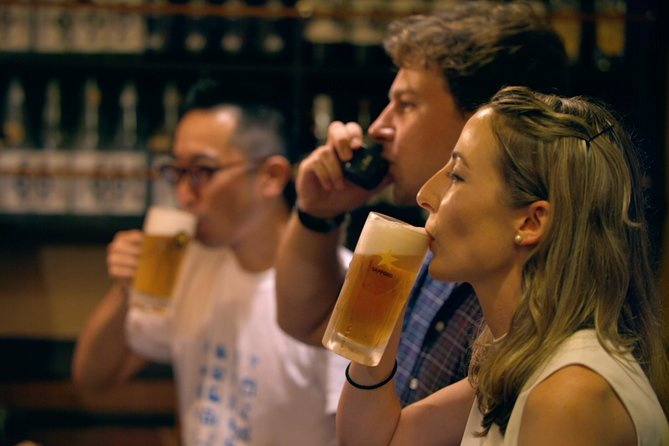 〜 Who's up for a drink tonight? 〜 <br><br>Bar-Hop to 3 hidden local bars and pubs with a friendly local foodie guide. <br><br>Enjoy street foods & drinks recommended by local master! <br><br>Date: Every Wednesday 17:50 (120min) <br><br>Meet up: Iroha Alley <br><br>(Sun Mall Ichibancho Entrance) <br><br>Ichibancho 2-3-28, Aoba-ku, Sendai <br><br>〒980-0811 <br><br>(宮城県仙台市青葉区一番町2丁目3−28) <br><br>Map: <br><br>https://goo.gl/maps/dydquSo6bFq