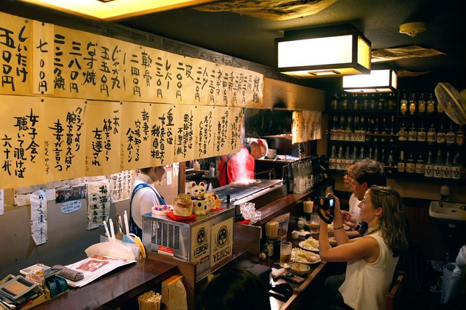 Back Alley Bar Hopping in Sendai, ,