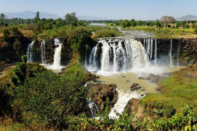 This is full day tour in and around Bahir Dar city. Bahir Dar is the capital of Amhara people regional state and one of the most beautiful cities in Ethiopia. This tour provides you a chance to catch up the ancient monasteries on Lake, blue Nile falls and Bahir Dar market. The tour will start from 08:30 and ends at 17:30 hours everyday. Pick up and drop off point can be airport or hotel.<br><br>On this tour you have also a chance to buy local goods such as as traditional clothes and souvenirs.
