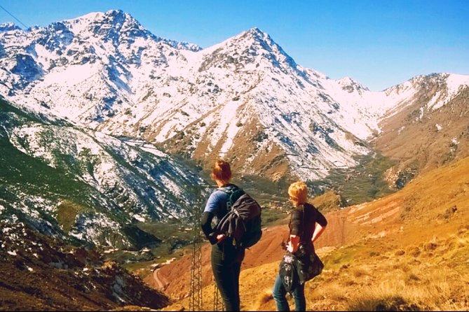 2-Day Guided Trek of the Atlas Mountains and Berber Villages, Marrakech, Ciudad de Marruecos, Morocco
