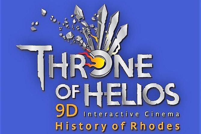 El trono de Helios: la historia de la experiencia 9D de Rodas, Rhodes, GRECIA