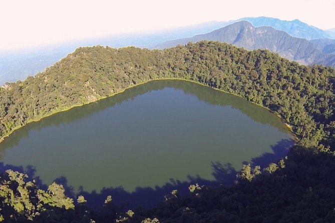 Spend the day exploring the ceremonial center of the Mam Mayan culture on your visit to the Volcano and Laguna de Chicabal. View Mayan altars where ceremonies were held celebrating important dates on the Mayan calendar.