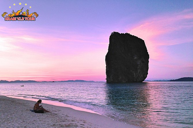 Small Group 4 Islands Sunset Tour by Speed Boat from Krabi, Krabi, TAILANDIA