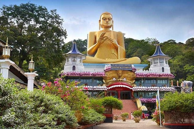 Full Day Tour To Sigiriya And Dambulla, Negombo, Sri Lanka