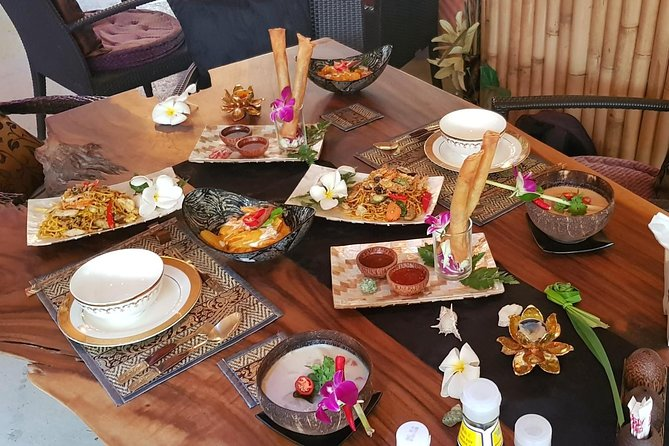 Rock the Wok Thai Cooking Class, Koh Samui, TAILANDIA