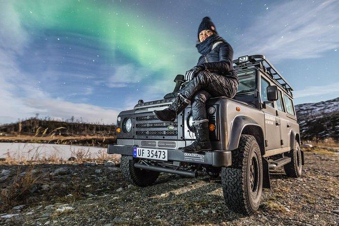 Northern Lights Adventure with Greenlander, 8 people max, Tromso, NORWAY