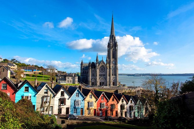 This tour visits the two most famous towns in the Cork region: Blarney and Cobh! <br><br>We begin the day with a scenic drive to Blarney. We allow plenty of time in Blarney to give you the chance to visit the world famous Blarney Castle and gardens, and to kiss the Blarney Stone and take home the gift of the gab. We can also explore the magnificent gardens and visit the witch of Blarney. Admission to the castle is included. SAVE 12 EURO!!! <br><br>Later, we make our way to Great Island to explore the town of Cobh. Cobh is situated on the Cork harbor and is famous as the point of embarkation for millions of Irish emigrants travelling away from Ireland during the 1800s and 1900s. It was also the last stop of the Titanic. You will enjoy free time in Cobh. Consider visiting the magnificent St Coleman's Cathedral, or the award winning Titanic Experience, an exhibition in the original White Star line building!