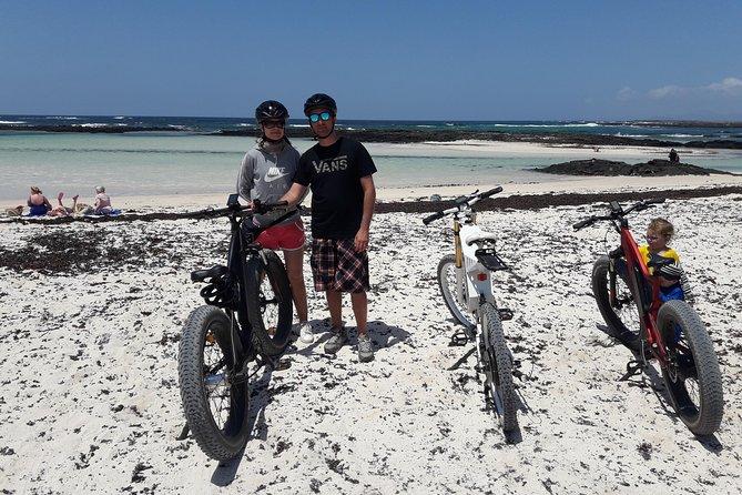 Fat Electric Bike Advanced Tour Corralejo 5 Hours From Caleta De Fuste, Fuerteventura, ESPAÑA