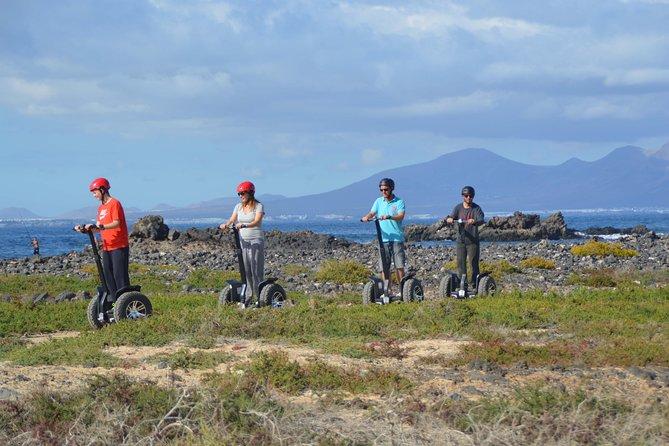 Segway Corralejo Costal Tour, Fuerteventura, Espanha