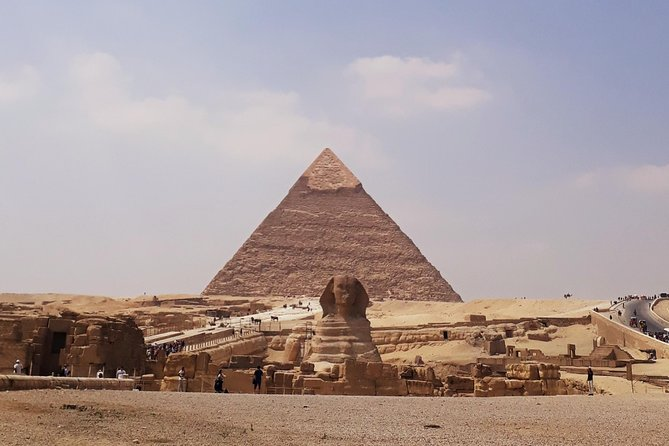 MAIS FOTOS, Giza Pyramids, Valley temple and Sphinx day tour