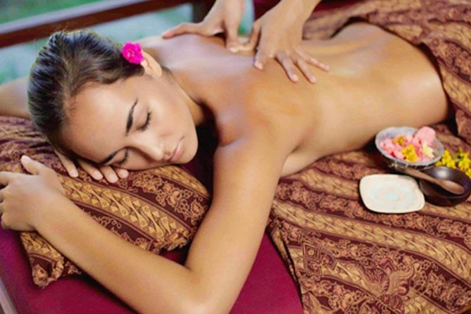 Pamper your body and tummy with Nusa Dua Massage and Dinner Half Day Tour. This Bali tour brings together a comforting spa treatment with an extravagant dinner. Perfect for ending your day trip in Nusa Dua or for starting your night tour around the area. With luxurious and calming atmosphere, M Spa Bali is always ready to help you reduce the stress on your body and mind. After the treatment, you'll have a fancy dinner at Bangle Bali Restaurant. This funky yet artistic restaurant serves you Indian vegetarian menu package like salad, main course, Indian bread, Indian rice, dessert, raita, condiments, papad, and mineral water.