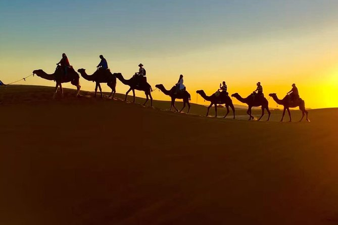 Marrakech to Erg Chebbi Short Sahara 3Days and 2Nights Tour, Marrakech, cidade de Marrocos, MARROCOS