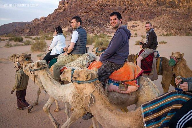wadi rum classic tours, Aqaba, JORDANIA