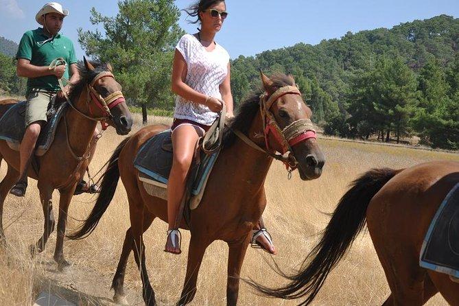 Horse Safari From Turunc, Mugla, TURQUIA