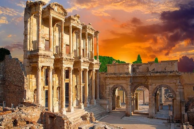 Ephesus Tours From Icmeler, Mugla, TURQUIA
