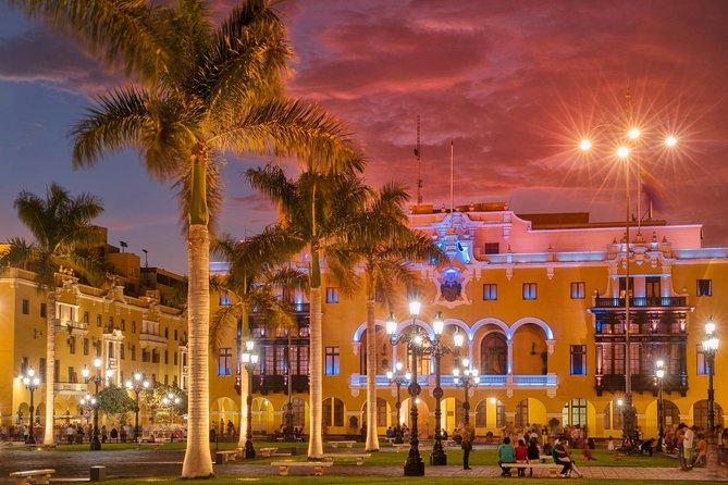 City Tour de día completo con almuerzo y espectáculo de luces en Lima, Lima, PERU