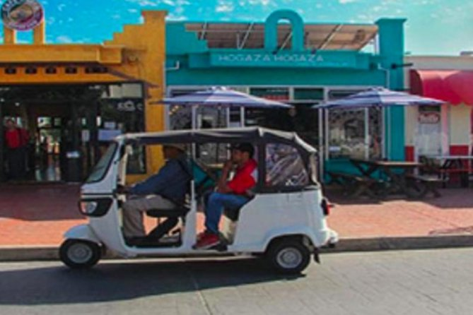 Tour Ensenada in style with our informative tour that treats you to Playa Hermosa Beach and gives you the chance to drink a margarita at Bar Andaluz plus much more seeing the city via our exclusive Tuk Tuk.
