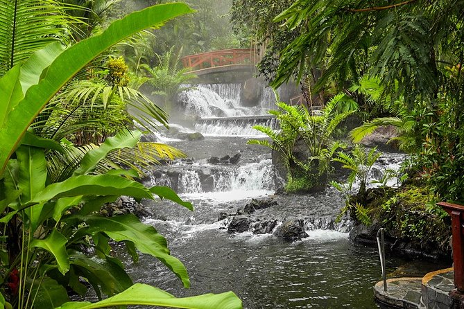 Arenal Volcano and Hot Springs From Guanacaste, ,