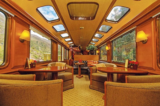 Full day: Luxury Tour to Machu Picchu by First Class Train, Cusco, PERU