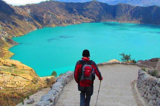 Excursión compartida a la laguna de Quilotoa desde Quito, Quito, ECUADOR