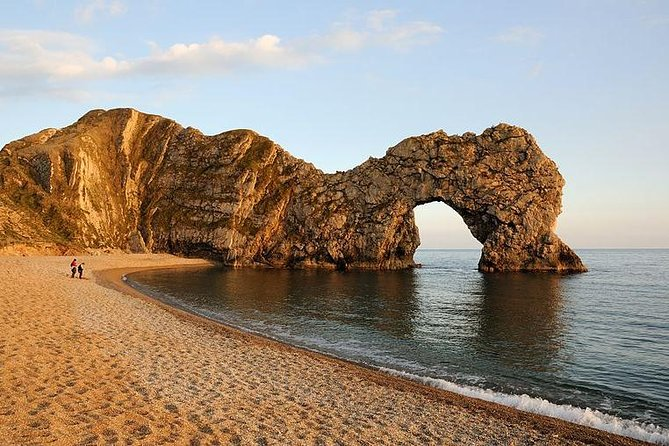 Discover some of the most scenic coastline in southern England on a coach trip from Bournemouth. Travel to the famous Jurassic Coast, via Poole Harbour and Sandbanks, to experience the nation'sfirst natural UNESCO World Heritage Site.<br><br> Visit both Lulworth Cove and the natural limestone arch of Durdle Door for 3 hours at your own pace but with plenty of information and maps to help you along the way.<br><br>Have a cream tea or fish and chips in one of the many tearooms, cafes or pubs in the village of West Lulworth.<br><br>The departure point in Bournemouth has great connections with trains and coaches making this a great day trip from London and the South East.<br><br>Not just for the summer! This trip runs all year and provides an amazing day out, even in the depths of winter,just be sure to wrap up warm and look forward to a warmdrink in one of the cosy pubs or cafes once you have blown the cobwebs out.
