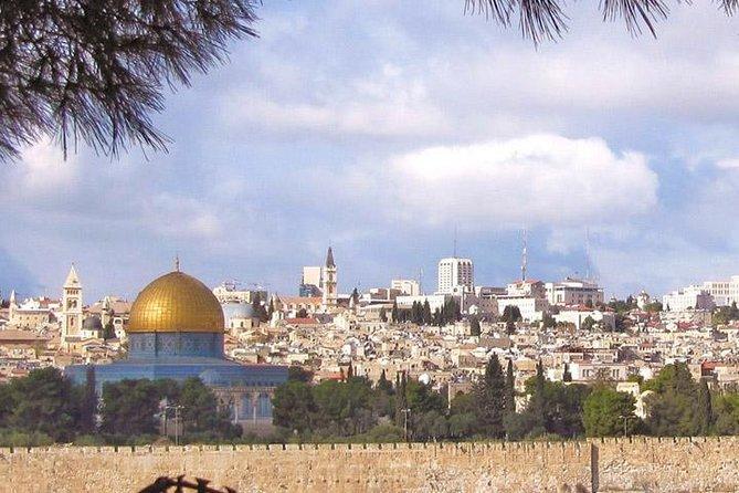 MÁS FOTOS, Jerusalem Old & New Unforgettable Tour from Tel Aviv
