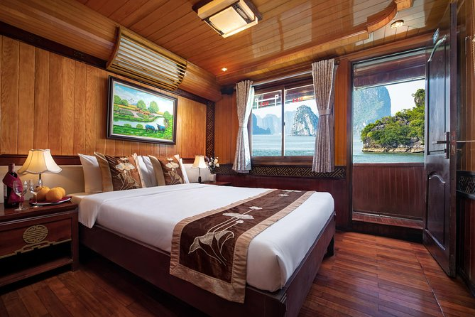 Halong Bay 2 Days 1 Night Excursion - Superior Cruise with full board services, Hanoi, VIETNAME
