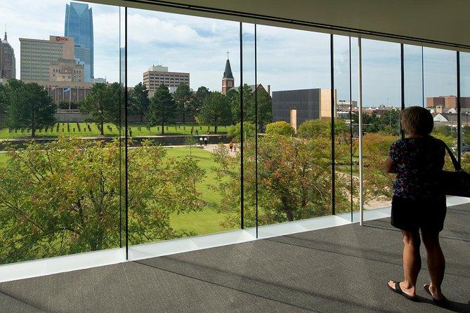 Entradas para el Museo Conmemorativo Nacional de Oklahoma City, Ciudad de Oklahoma, OK, ESTADOS UNIDOS